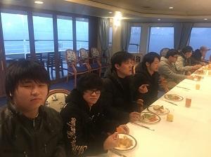 クルージング船 写真②