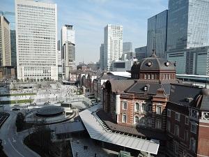 東京駅 写真