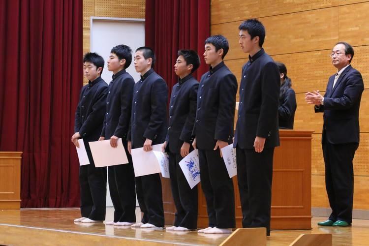 鹿町工業高等学校制服画像